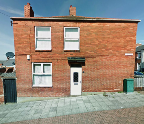 Thumbnail Terraced house for sale in Caris Street, Newcastle Upon Tyne, Tyne And Wear