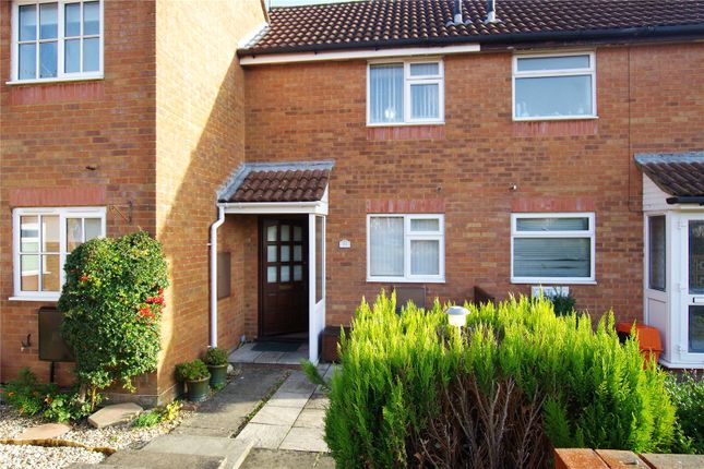 Thumbnail Terraced house for sale in Berenger Close, Swindon, Wiltshire