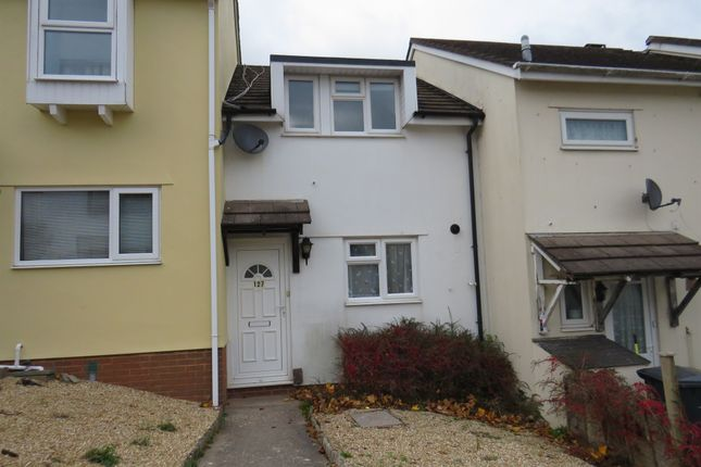 Thumbnail Terraced house for sale in Exe Hill, Torquay