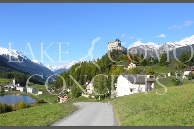 Thumbnail Land for sale in Near Tarasp Castle, Inn, Grisons, Switzerland