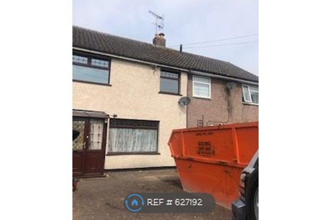 Thumbnail Terraced house to rent in Eaton Road, Staffordshire