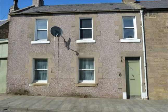Thumbnail Semi-detached house for sale in East High Street, Greenlaw, Duns, Scottish Borders