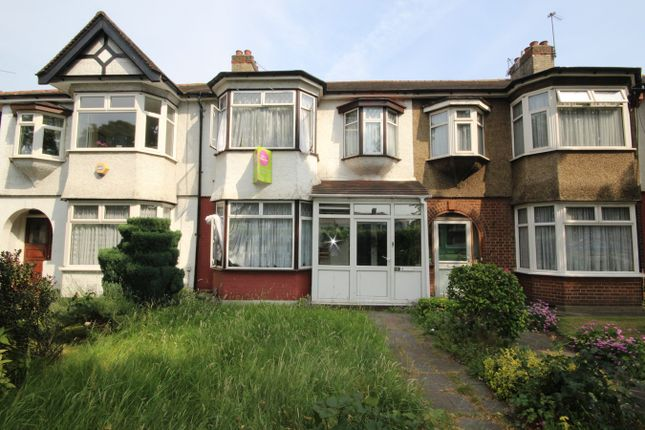 Thumbnail Terraced house to rent in Carlton Terrace, Great Cambridge Road, London