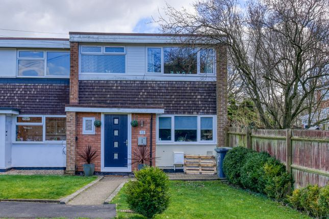 3 bed end terrace house for sale in Reyde Close, Webheath, Redditch B97