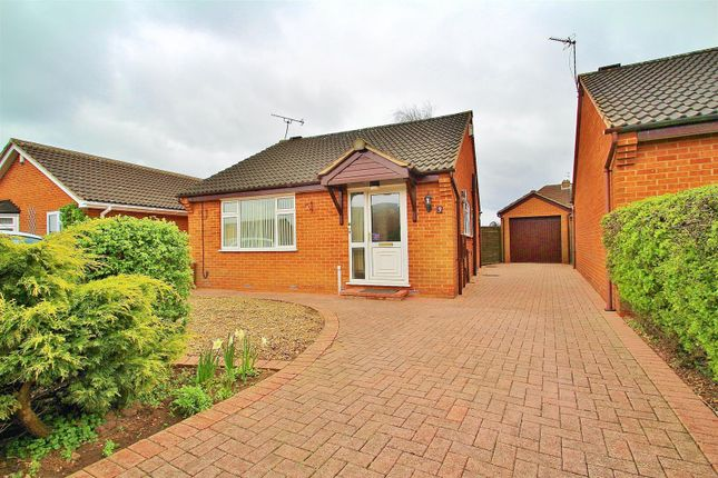 Thumbnail Detached bungalow for sale in Price Way, Thurmaston, Leicestershire