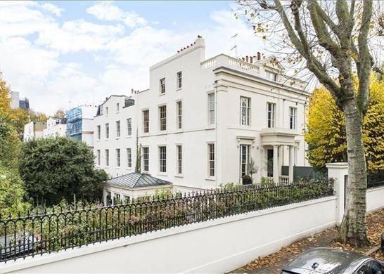 Thumbnail Semi-detached house for sale in Maida Avenue, London