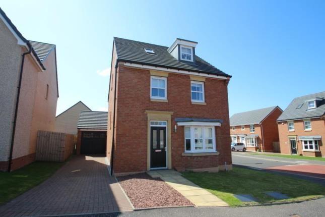 Thumbnail Detached house for sale in Gartcolt Place, Coatbridge, North Lanarkshire