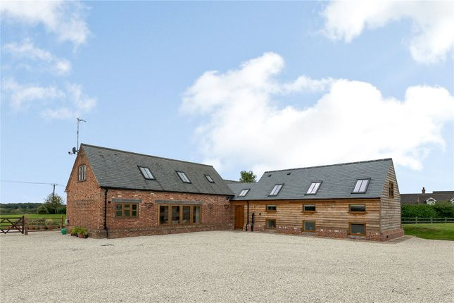 Thumbnail Barn conversion for sale in Back Lane, East Langton, Market Harborough, Leicestershire
