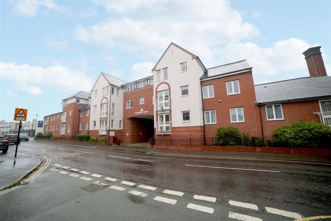 Thumbnail Flat for sale in Longden Coleham, Shrewsbury