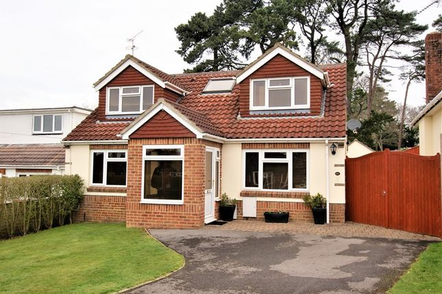Thumbnail Detached house for sale in Blythe Road, Corfe Mullen, Wimborne