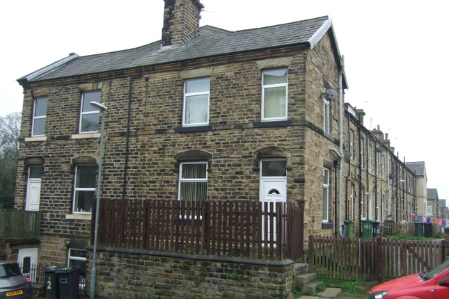 Thumbnail End terrace house to rent in Hampson Street, Batley