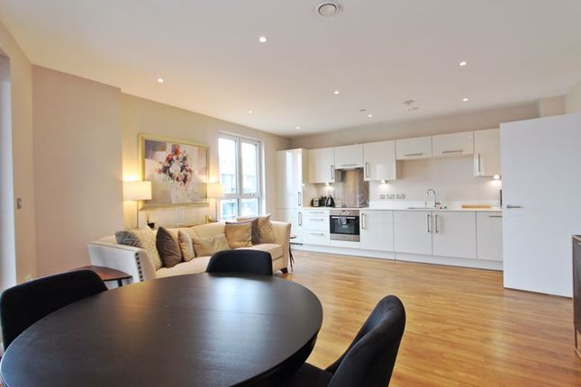 Thumbnail Flat to rent in Hatton Road, Wembley