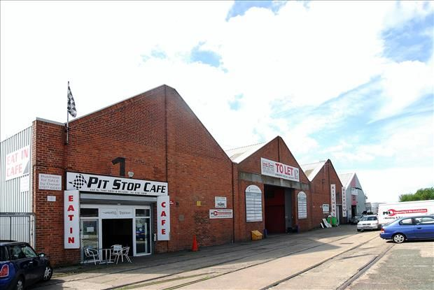 Thumbnail Light industrial to let in Unit 26, Uveco Business Centre, Dock Road, Birkenhead