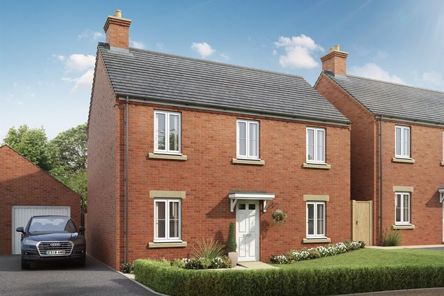 """3 bed detached house for sale in """"The Radstone"""" at Mentmore Road, Cheddington, Leighton Buzzard LU7"""