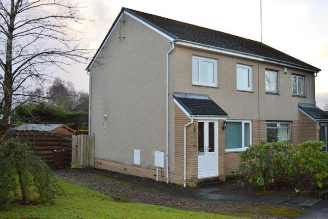 Thumbnail Semi-detached house to rent in Maybole Crescent, Newton Mearns, Glasgow