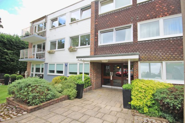 Thumbnail Flat for sale in Greenhill, High Road, Buckhurst Hill