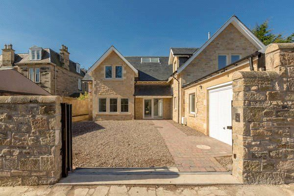 Thumbnail Detached house for sale in St Thomas Road, Edinburgh