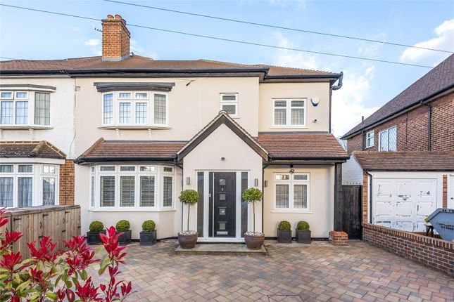 Thumbnail Semi-detached house for sale in Dartmouth Road, Bromley