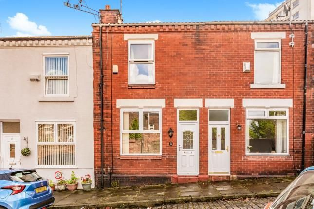 Front of Canning Street, Heaton Norris, Stockport, Cheshire SK4