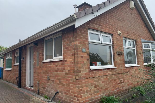 Thumbnail 2 bed bungalow to rent in Birchover Way, Allestree, Derby