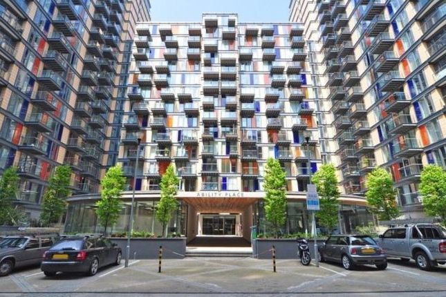Thumbnail Flat to rent in Ability Place, 37 Millharbour, Canary Wharf, South Quay, London