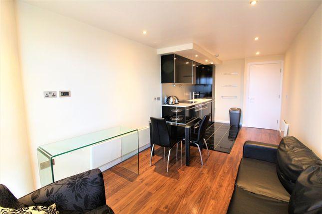 Thumbnail Flat to rent in Bridgewater Place, 1 Water Ln, Leeds