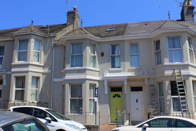 Thumbnail Terraced house for sale in Baring Street, Greenbank, Plymouth