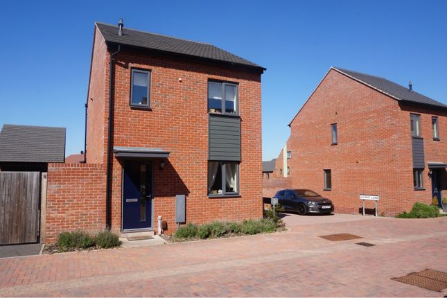 Thumbnail Detached house for sale in Cheshires Way, Lawley Telford
