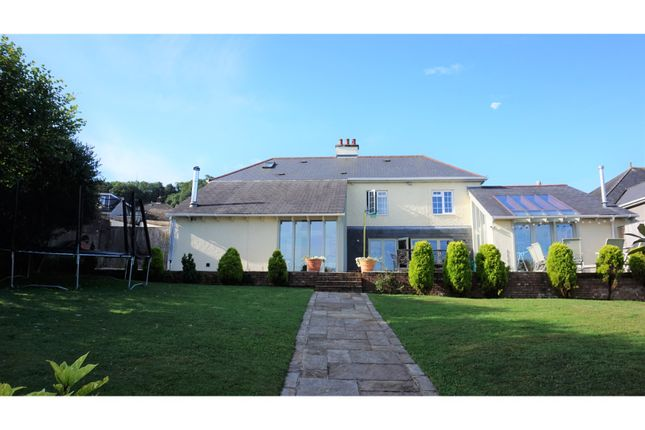 Thumbnail Detached house for sale in Merafield Road, Plymouth