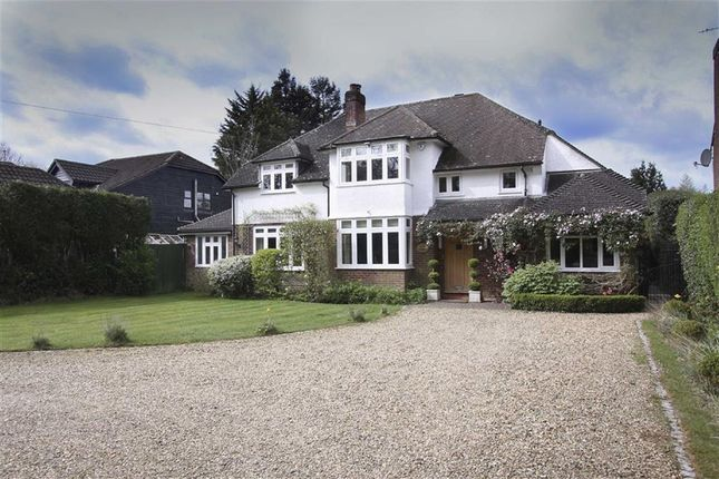 Thumbnail Detached house for sale in Kimpton Road, Blackmore End, Hertfordshire