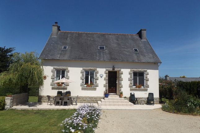4 bed detached house for sale in 29640 Scrignac, Finistère, Brittany, France