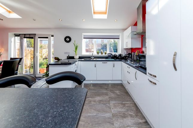 Thumbnail Semi-detached house for sale in Dursley Road, Burntwood