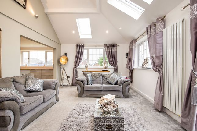 Thumbnail Detached bungalow for sale in Lynwood Drive, Barnsley