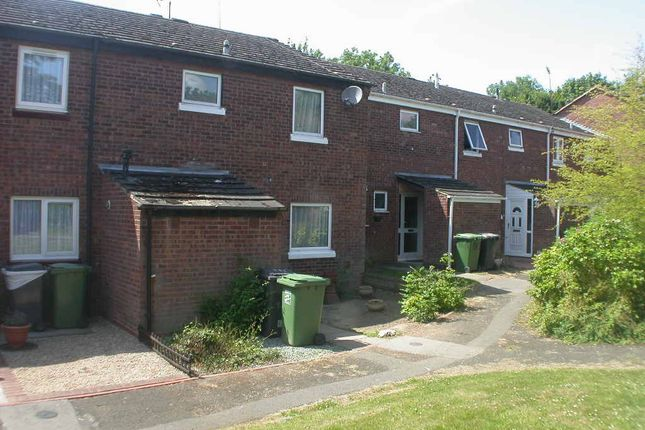 Thumbnail End terrace house to rent in Northleach Close, Church Hill North, Redditch