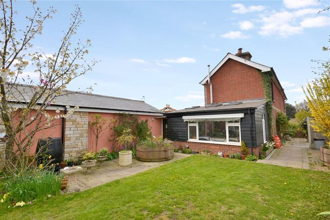 Thumbnail Semi-detached house for sale in Hill Cottages, Chapel Road, Beaumont