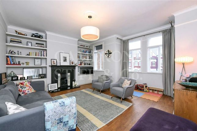 Thumbnail Flat for sale in Chichele Road, Cricklewood, London