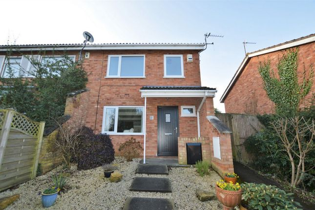 3 bed end terrace house for sale in Wessex Drive, Harp Hill, Cheltenham