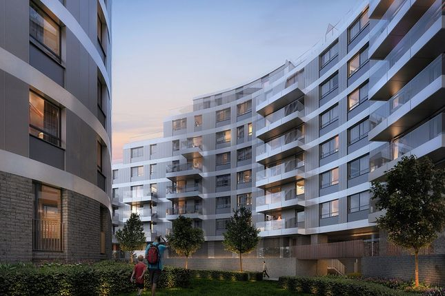 Thumbnail Flat for sale in Amex House & Roger Edwards House, North End Road, Wembley