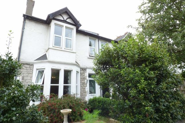 Thumbnail Flat for sale in Nithsdale Road, Weston-Super-Mare