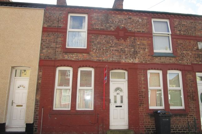 Thumbnail Terraced house to rent in Smollett Street, Liverpool