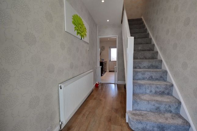 Hallway of Kenmore Road, Whitefield, Manchester M45