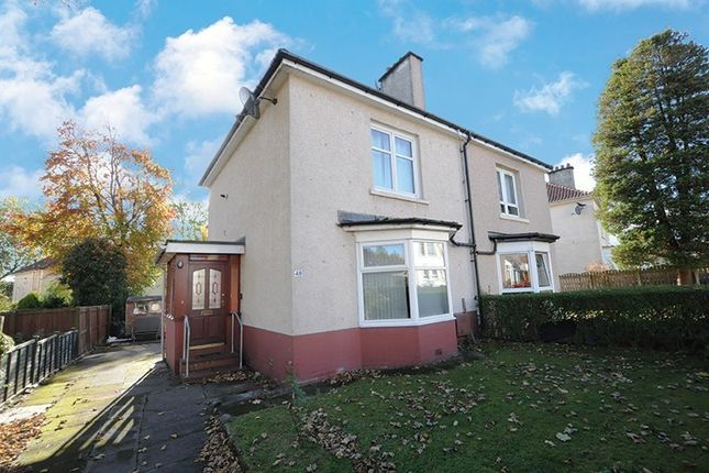 Thumbnail Property for sale in 48 Diana Avenue, Knightswood, Glasgow