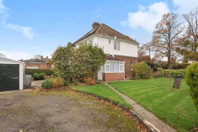3 bed semi-detached house for sale in South, Hereford
