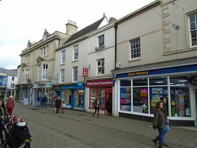 Thumbnail Retail premises for sale in 21 The Brittox, Devizes, Wiltshire