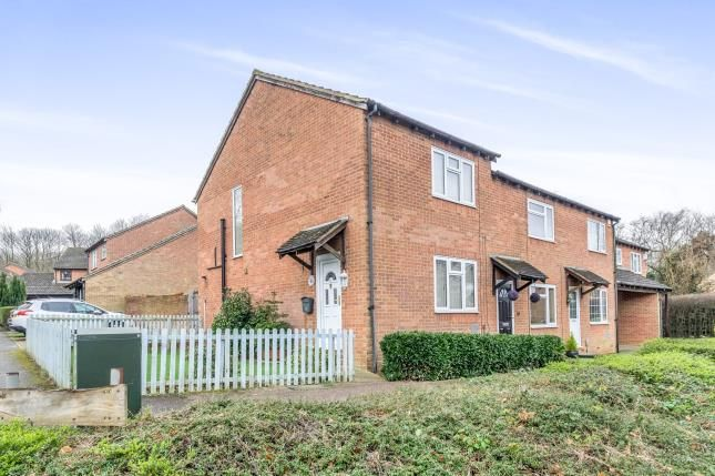 Thumbnail End terrace house for sale in Woodbury Road, Chatham, Kent