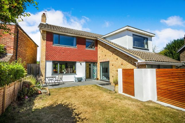 Thumbnail Detached house to rent in Parkgate Road, Reigate