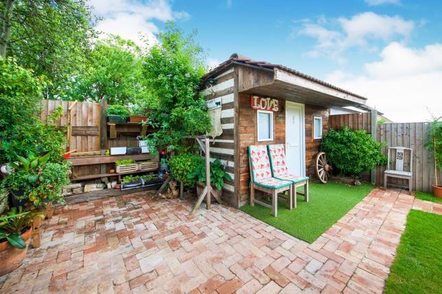 Summer House of Vivian Avenue, Wembley, Middlesex, England HA9