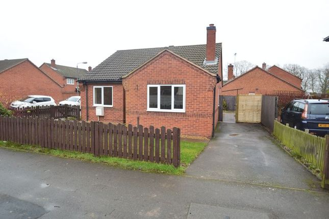 Thumbnail Detached bungalow to rent in East View, Whaley Thorns, Langwith, Mansfield