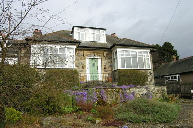Thumbnail Semi-detached bungalow for sale in Hillside, Rothbury, Morpeth