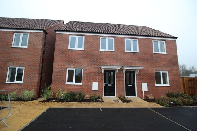 3 bed semi-detached house for sale in Newlands, Retford